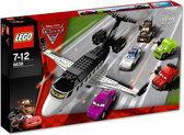 LEGO Cars 2 Spionnenstraaljager - 8638