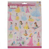 Disney Prinsessen stickervel