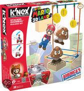 K'NEX Super Mario Enemy Stacked Goombas
