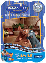 VTech V.Smile Game - Ratatouille