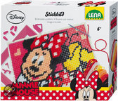 Lena Disney Borduur Set Minnie