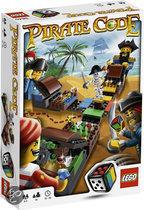 LEGO Spel Pirate Code - 3840