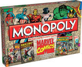 Monopoly - Marvel Comics - Bordspel