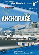 Foto van Mega Airport Anchorage X (FS X Add-On)