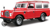 Land Rover 110 scale 1:24 (red)