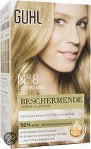 Guhl Beschermende - No. 8 Lichtblond - Crème-kleuring