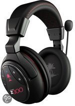Turtle Beach Ear Force Z300 Wireless 7.1 Virtueel Surround Gaming Headset - Zwart (PC + Mac + Mobile)