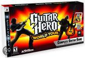 Guitar Hero: World Tour - PS3 Gitaar Bundel