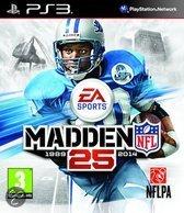 Foto van Madden NFL 25
