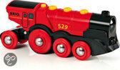 Brio Machtige Rode Actie Locomotief