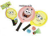 Spongebob tennis set