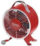 Bestron Ventilator Retro DFT1605R - Rood
