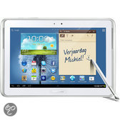 Samsung Galaxy Note 10.1 (N8000) - WiFi en 3G - 16GB - Wit