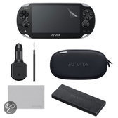 Foto van Sony PlayStation Reiskit Zwart PS Vita