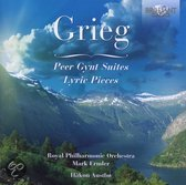 Grieg - Peer Gynt Suites en Lyric pieces (CD)