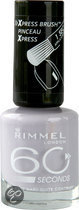 Rimmel 60 seconds finish nailpolish - 621 Mary Mary Quite Contrary - Nailpolish