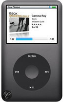 Apple iPod classic - MP4-speler - 160 GB - Zwart