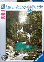 Ravensburger Mackay Falls Nieuw-Zeeland - Puzzel - 1000 stukjes