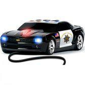 Roadmice Camaro (Highway Patrol) wired mouse