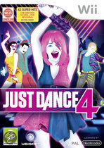 Foto van Just Dance 4