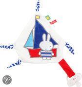 Nijntje Sailor Knuffeldoekje - Knuffel - Blauw