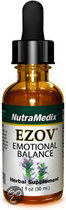 Nutramedix Ezov Emotional Balance - 30 ml