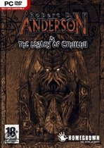 Foto van Anderson & The Legacy Of Cthulhu
