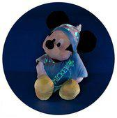 Nicotoy Mickey Mouse glow in the dark (25cm) - Knuffel
