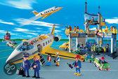Schmidt Puzzel: Playmobil Luchthaven