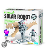 4M Kidzlabs Green Science - Solar Robot