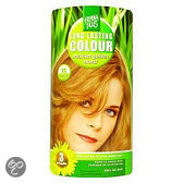 Hennaplus Long Lasting Colours 7.3 Medium Golden Blond