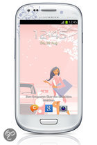 Samsung Galaxy S3 Mini - Wit - La Fleur Edition