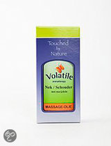 Volatile Nek Schouder - 250 ml - Massageolie