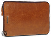 Krusell Bogart - Laptop Sleeve / MacBook Air/Pro 13 inch / Cognac