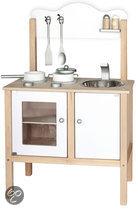 Keukentje Hout Wit 35556