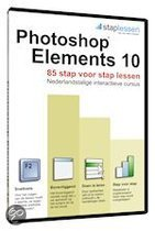 ShareART Staplessen Adobe Photoshop Elements 10 - Nederlands