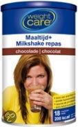 Weight Care Maaltijd+ Chocolade - Drinkmaaltijd & shake
