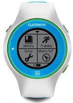 Garmin Forerunner 610 - GPS Sporthorloge met hartslagmeter en touchscreen - Wit