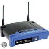 Linksys WRT54GL-EU - Wireless G Broadband Router - 54 Mbps