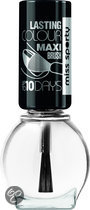 Miss Sporty Lasting Colour Nailpolish - Topcoat