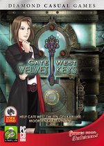 Diamond Cate West - The Velvet Keys