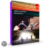 Adobe Premiere Elements 12 - Engels / Upgrade / PC / MAC