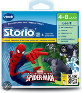Vtech Storio 2 Spiderman