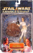 Star Wars Speelgoed: Padme Amidala Unleashed