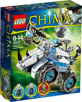 LEGO Chima Rogon's Rock Flinger - 70131