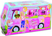 Barbie Camper Roze