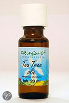 Cruydhof Tea Tree - 20 ml - Etherische Olie