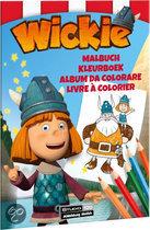Wickie de Viking Kleurboek