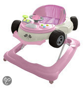 X-Adventure - Loopstoel Racer - Roze
