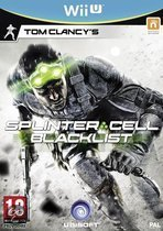 Tom Clancy's, Splinter Cell, Blacklist  Wii U